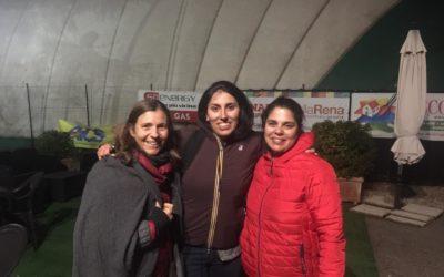 GIORNATA IMPEGNATIVA NEI CAMPIONATI A SQUADRE 2019
